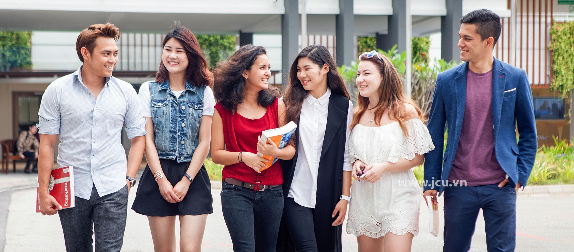 Học bổng ĐH JCU Singapore 2018